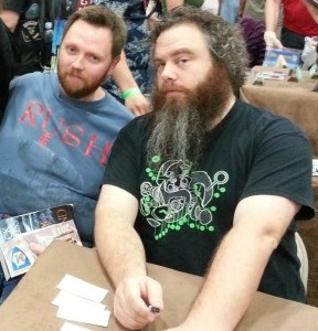 Jay S. Willis and Patrick Rothfuss